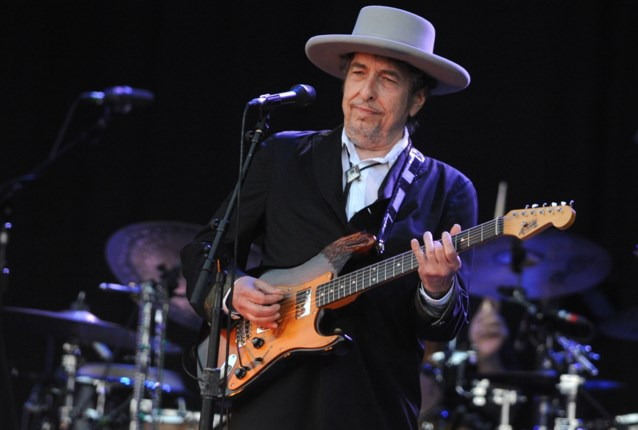 Bob Dylan lost voor het eerst in acht jaar nieuw lied