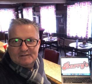 Virtueel op café gaan bij Barry's