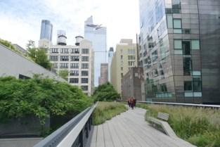 Groen wandelterras op komst naar voorbeeld van New Yorkse Highline