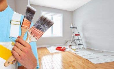 Bouwunie vraagt om schilder- en andere werken in huis opnieuw toe te laten