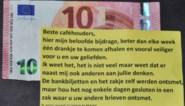 """Anonieme weldoener dropt geld in brievenbus van cafés: """"Het is niet veel, maar weet dat we aan jullie denken"""""""