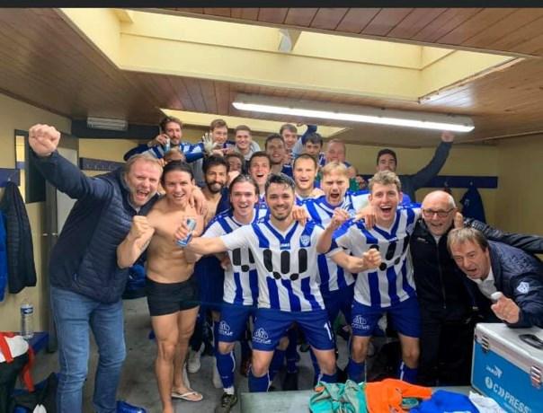 FC Destelbergen is kampioen in 3de provinciale A... en het feestje volgt later
