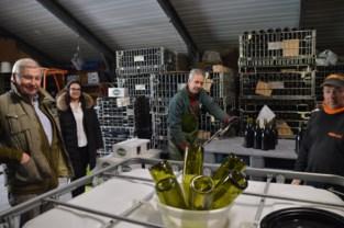 Wijndomein ontkurkt 2.700 liter aan flessen om … er ontsmettingsalcohol van te maken