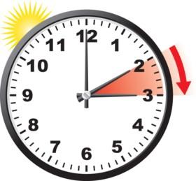Straks is het zomeruur: morgen slapen we uurtje minder, uurtje langer licht