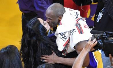 Handdoek van betreurde Kobe Bryant voor ruim 32.000 dollar verkocht