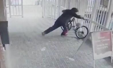 Schandalig: man steelt fiets van zorgkundige die op dat moment overwerkt