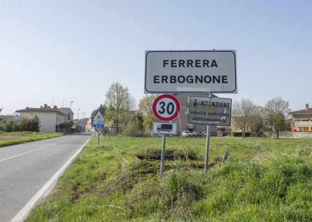 Geen enkele inwoner van Italiaans dorpje in Lombardije besmet met corona: bloedonderzoek moet duidelijkheid bieden