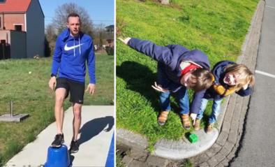 Tips voor ouders: hou jezelf fit en ga op dobbelsteenwandeling