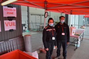 Hulpverleningszone Fluvia verhuist ambulances naar Xpo