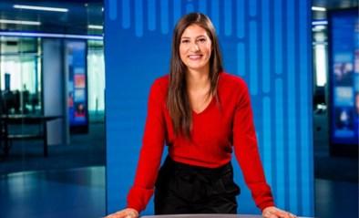 """Lies Vandenberghe debuteert vandaag als sportanker bij 'VTM nieuws' """"Stress? Alleen omdat ik mezelf moet schminken"""""""