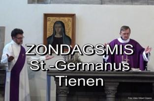 VIDEO. Zondagsmis St.-Germanuskerk Tienen
