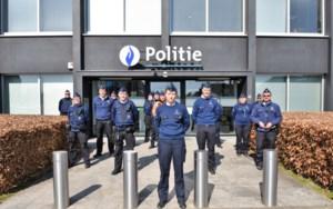 """Officier Heidi (35) stuurt coronateams aan bij politiezone Gavers: """"Mijn agenten zijn echte supermannen en -vrouwen"""""""