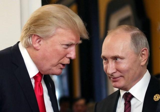 Trump wil met Poetin over olieprijs praten