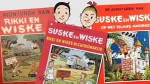 Rikki werd om schoenen gestuurd, Suske kwam in de plaats: waarom de grote broer van Wiske al na één album moest verdwijnen