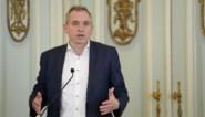 """Vlaams minister van Financiën Matthias Diependaele (N-VA): """"Onaanvaardbaar dat bedrijven zonder reden extra kosten aanrekenen"""""""