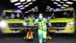 Ambulanciers maken filmpje rond afstandsregel