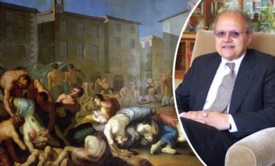 Epidemieën als motor voor verandering: hoe een virus Napoleon versloeg