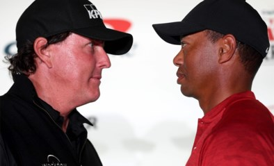 Phil Mickelson werkt aan tweede editie van 'The Match' tegen Tiger Woods