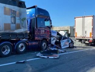 Nederlandse trucker overlijdt bij ongeval in file