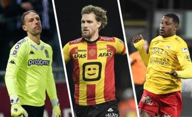 Joseph Akpala, Arjen Swinkels, Nicolas Penneteau,...: eersteklassers laten gros van opties in aflopende contracten (voorlopig) onbenut