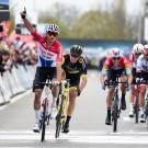 Vorig jaar sloeg Mathieu van der Poel een eerste keer verwoestend toe in Vlaanderen.