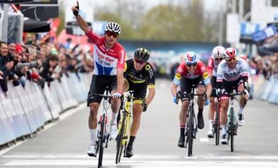 """Vandaag stond normaal Dwars door Vlaanderen op het menu: """"Niet enkel de prelude op de Ronde, maar ook het venster op de toekomst"""""""