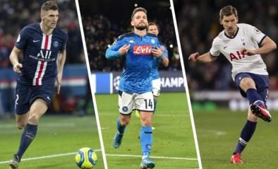 In het uitstalraam: waarom het coronavirus Thomas Meunier, Dries Mertens en Jan Vertonghen nóg gegeerder maakt op de transfermarkt