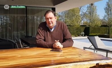 Genezen patiënt Pascal Vossius getuigt over strijd tegen corona in het Sint-Trudoziekenhuis