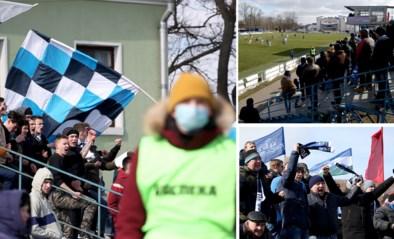 """Internationale spelersvakbond trekt aan de alarmbel: """"Het laten doorgaan van Wit-Russische competitie is onbegrijpelijk"""""""