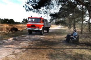 Brandweercode oranje in natuurgebieden: verhoogd toezicht op brandgevaar
