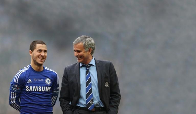 José Mourinho zet in zijn favoriete elf aller tijden één Rode Duivel