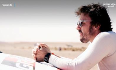 Tweevoudig F1-kampioen Fernando Alonso krijgt hoofdrol in nieuwe Amazon Prime-reeks