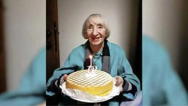 """102-jarige vrouw overleeft coronavirus: """"Hoop voor alle ouderen"""""""