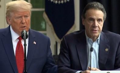 Zo gaat de VS om met het coronavirus: Trump is naar eigen zeggen goed bezig, gouverneur New York vraagt hulp