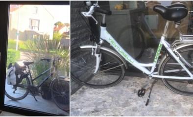 """Dief doet aan """"ruilhandel"""": hij steelt fiets en zet andere in de plaats"""