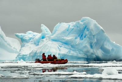 """Eerste hittegolf op Antarctica: """"Niet door opwarming van de aarde"""""""