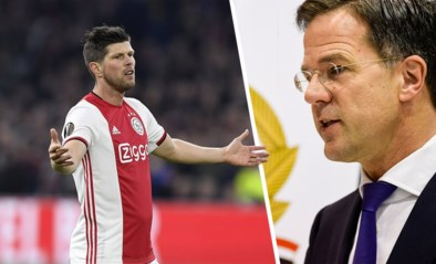 Nederlandse premier Mark Rutte legt voetbalwereld lam: geen profvoetbal tot 1 juni, amateurclubs niet meer in actie