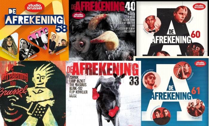 35 jaar 'De afrekening': StuBru-presentatoren blikken terug op hun Heilige Lijst