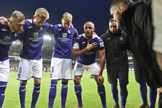 Besparing van 2,7 miljoen euro voor Anderlecht: Vincent Kompany overtuigt ploegmaats om maand loon af te staan