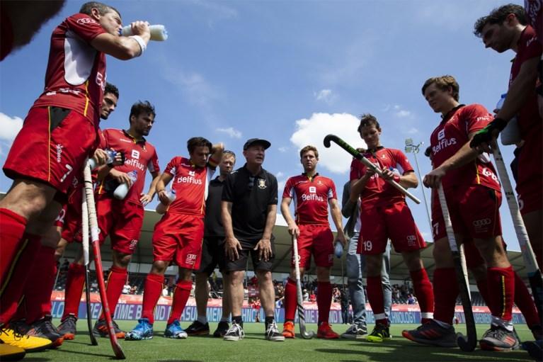 Shane McLeod blijft tot na de Spelen bondscoach van de Red Lions, Van den Heuvel neemt daarna over