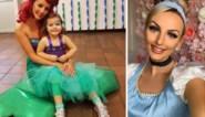 Disneyprinses bezorgt kinderen in lockdown een onvergetelijke verjaardag