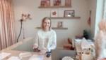 """Deze onderneemster ziet in haar pech ook een uitdaging: """"Ik maak filmpjes, speel zelf voor model en lever pakjes aan huis, dat is méér dan een voltijdse job"""""""