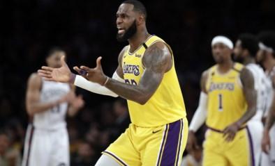 NBA onderhandelt met spelers over inleveren salaris