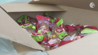 Radio 2 en Spar schenken 50.000 paaseieren aan voedselbanken
