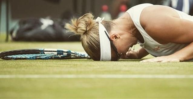 """Tenniswereld reageert op annulatie Wimbledon: """"Sprakeloos, maar gezondheid gaat voor"""""""