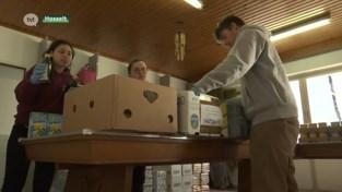 Stad Hasselt doet zelf voedselbedeling voor armen