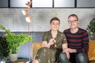 """Phylicia (27) en Rob (40) leggen al hun geld in de handen van Dina Tersago in 'Blind Gekocht': """"We zoeken al vier jaar naar een woning"""""""