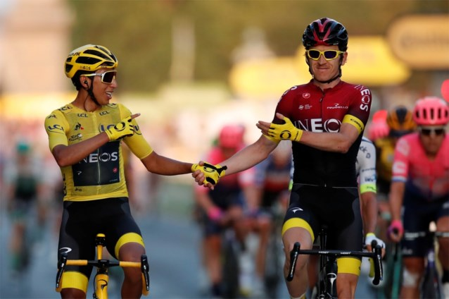 """Ook titelverdediger Egan Bernal pleit voor uitstel: """"Tour de France zonder publiek zie ik niet zitten"""""""