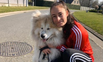 """Tessa Wullaert is technisch werkloos: """"Ik klaag niet. Mijn moeder werkt in de zorg en klopt nu veel meer uren dan ik"""""""