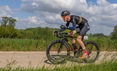 Wielrenner Maxim Pirard rijdt Ronde van Vlaanderen ... van 1.008 kilometer